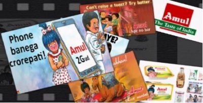 Amul's Best on OOH Since times