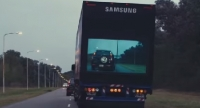 Samsung Safety Truck