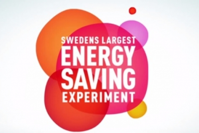 "E.ON ""Sweden's Largest Energy Saving Experiment"""