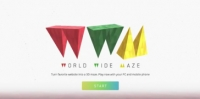 World Wide Maze - Google Chorme