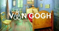 Van Gogh's Bedrooms let yourself in