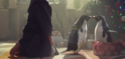 #MontyThePenguin