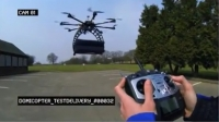 DomiCopter for Domino's Pizza UK