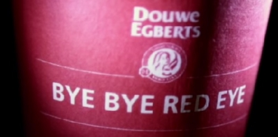 Douwe Egberts - Bye Bye Red Eye