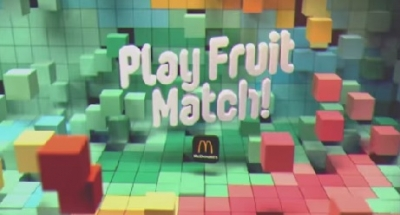 McDonald's - Fruit Match
