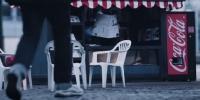 Mini Coca Cola in Mini Kiosk