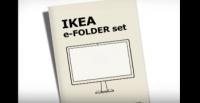 IKEA e-Folder set